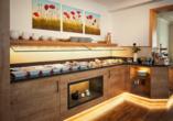 Hotel Edelweiss in Willingen, Buffet