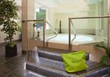 Hotel Edelweiss in Willingen, Whirlpool