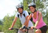Etsch-Radweg, Fahrradfahrer