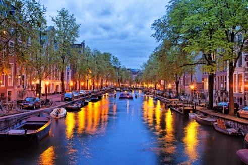 Hotel Campanile Amsterdam Zuidoost, Nacht
