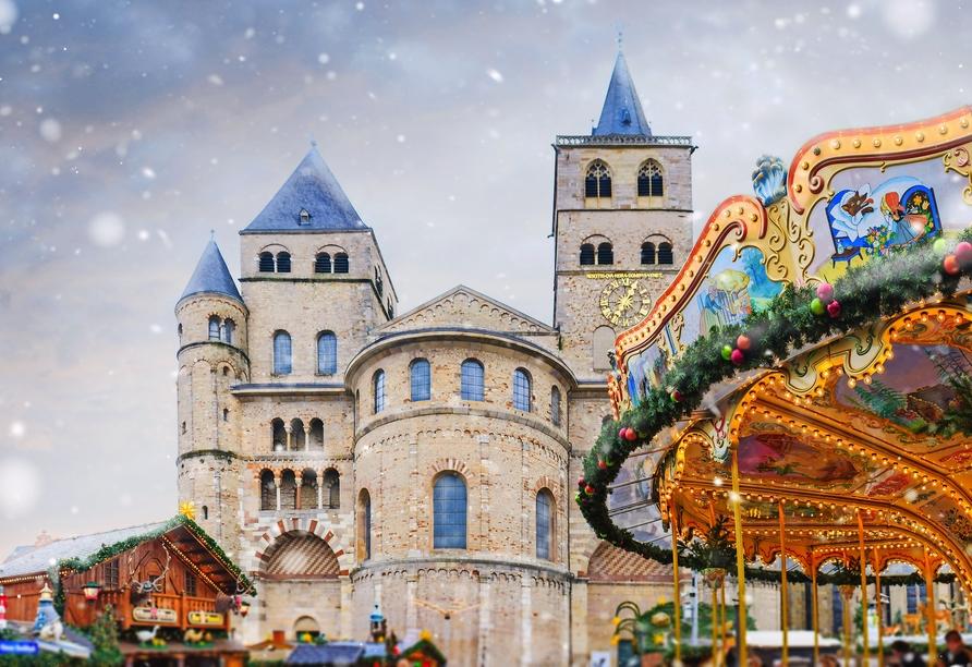 MS Annika, Trier Weihnachtsmarkt