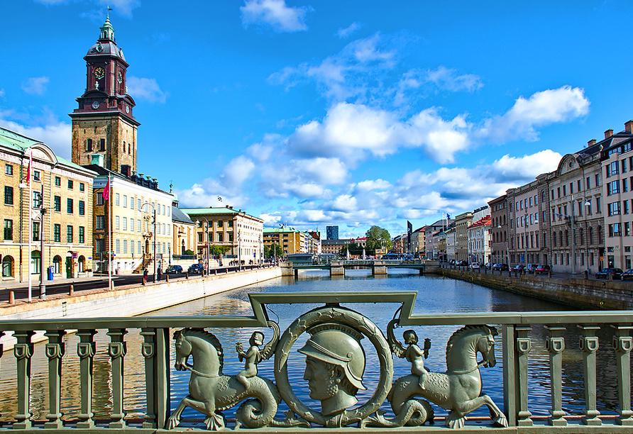 Rundreise durch Schweden, Norwegen und Finnland, Göteborg