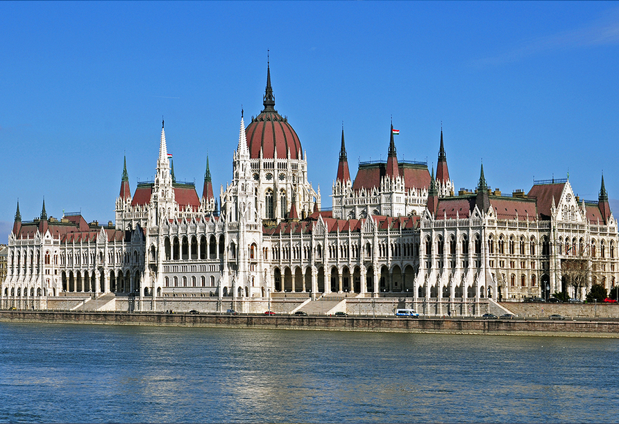 MS Carissima, Budapest