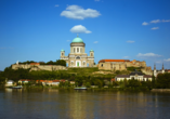 MS Carissima, Basilika in Esztergom