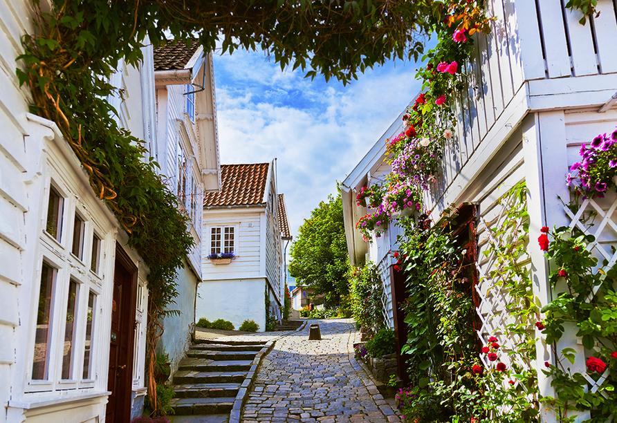 MSC Poesia, Stavanger