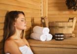 Bio-Pension Vorderlengau, Sauna