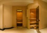 Bio-Pension Vorderlengau, Saunabereich