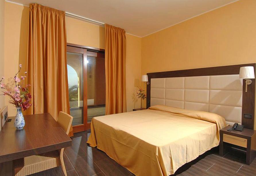 Hotel Cannamele, Zimmerbeispiel