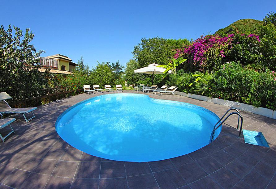 Hotel Cannamele, Tropea