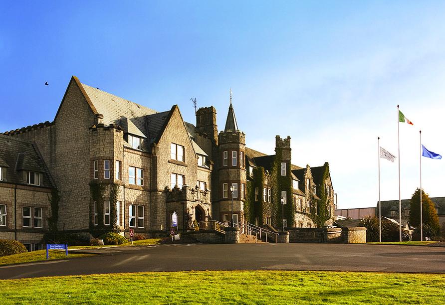 Rundreise Irland, Breaffy House Hotel, Außenansicht
