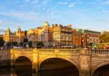 Rundreise Irland, Dublin