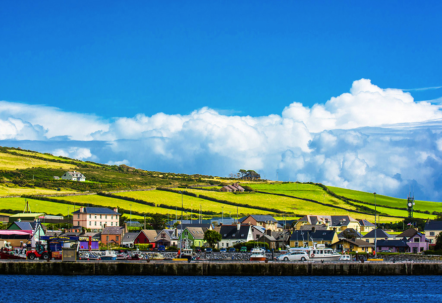 Rundreise Irland, Dingle