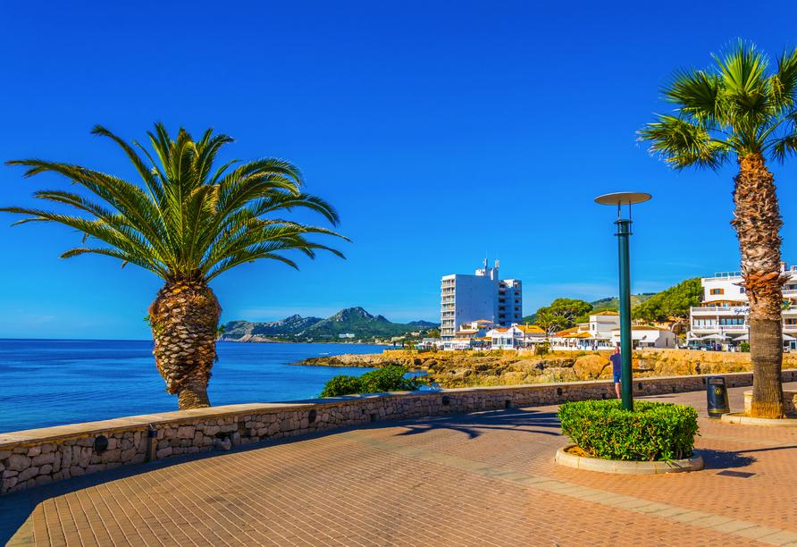 Hotel Occidental Playa de Palma, Küstenpromenade