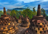 Artotel in Sanur, Indonesischer Tempel