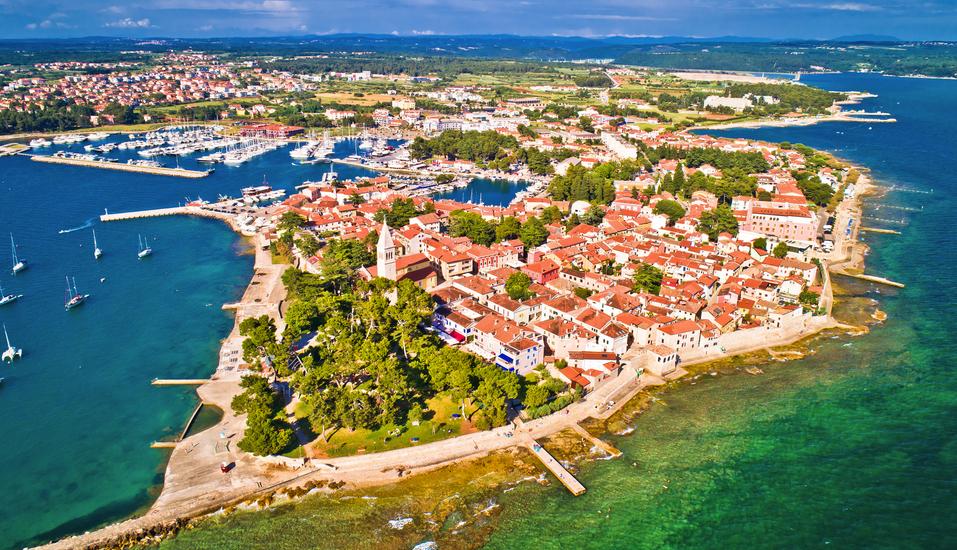 Aminess Sirena Campsite Holiday Homes, Novigrad, Istrien, Kroatien, Novigrad