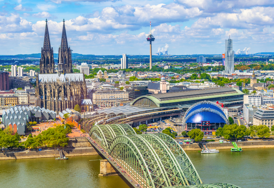 MS Rhein Symphonie, Köln