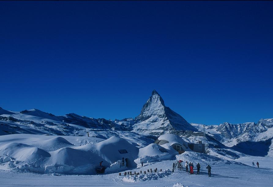 Gornergrat Bahn am Matterhorn