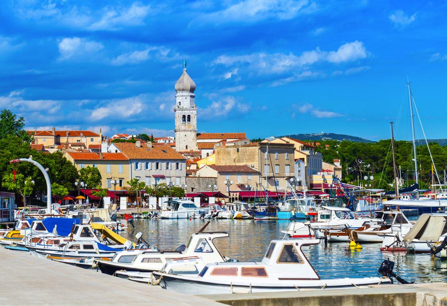Hotel Aminess Veya in Njivice, Kroatien, Krk