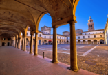 Mietwagenrundreise Norditalien, Mantova Schloss