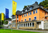 JUFA Hotel Königswinter, Außenansicht