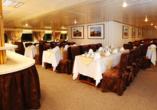 MS Wolga Star, Restaurant