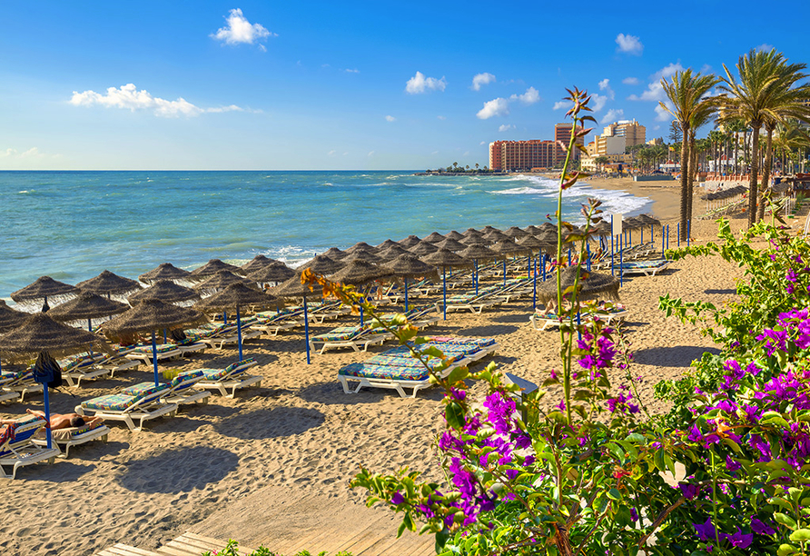 Hotel Best Benalmádena, Strand