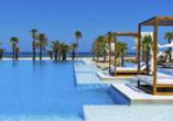 Hotel Jaz Tour Khalef, Pool