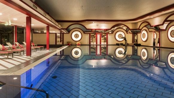 Maritim Hotel Bad Wildungen, Hallenbad