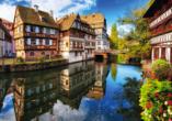 Rundreise Bodensee, Titisee, Elsass, Straßburg