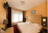 Rundreise Bodensee, Titisee, Elsass, Zimmerbeispiel vom Hotel Majestic Alsace