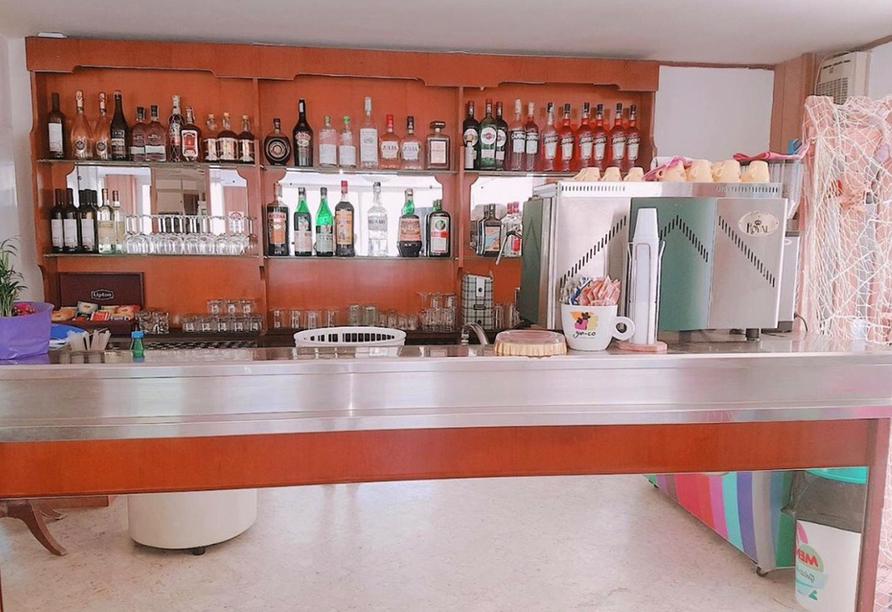 Hotel Naica in Rimini, Bar