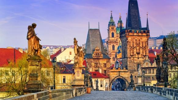 Wellness Extol Inn Hotel in Prag in Tschechien, Altstadt von Prag