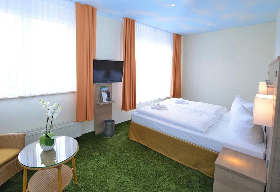 Hotel Bayerischer Hof, Zimmer