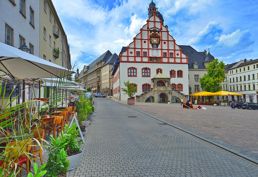 Hotel Bayerischer Hof, Plauen