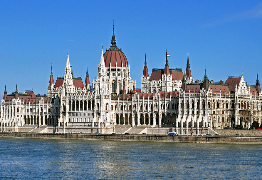 Ms Prinzessin Isabella, Budapest