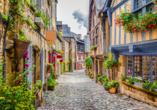 Rundreise Normandie & Bretagne, Normandie