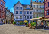 Rundreise Normandie & Bretagne, Rouen
