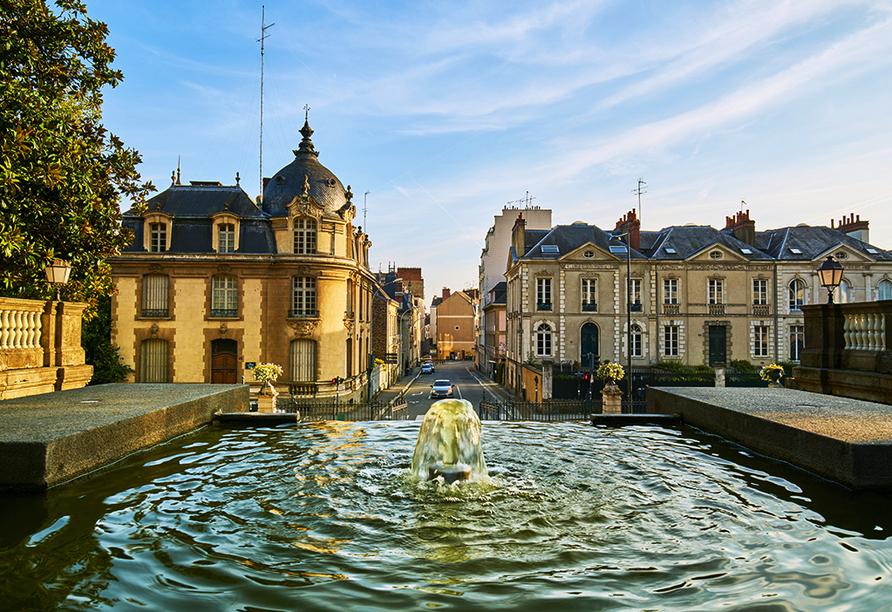Rundreise Normandie & Bretagne, Rennes
