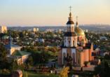 MS Wolga Star, Kreml in Saratow