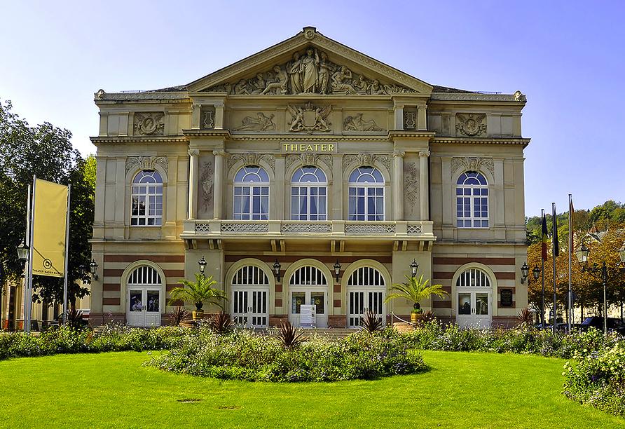 Leonardo Royal Hotel Baden-Baden, Theater