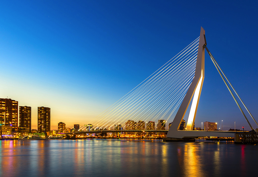 DCS Alemannia, Rotterdam