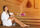 Hotel Rovere in Losone, Sauna