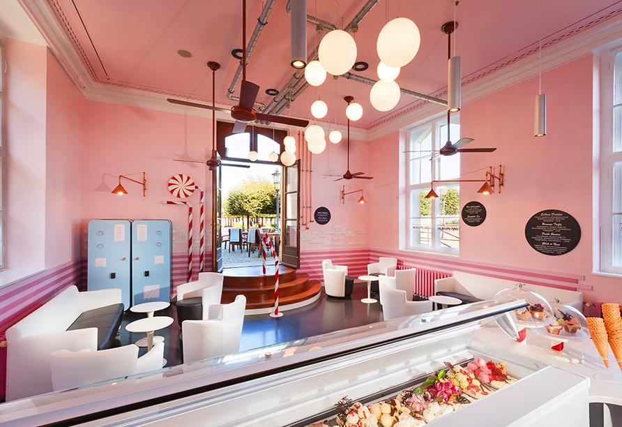 Hilton Hotel Dresden, Ice Cream Factory