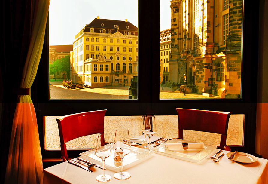 Hilton Hotel Dresden, Restaurant Rossini