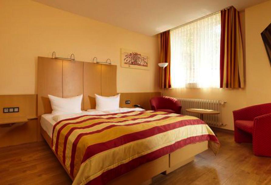 Rundreise Mosel & Rhein, Berghotel Kockelsberg