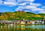 Rundreise Mosel & Rhein, Alken