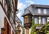 Rundreise Mosel & Rhein, Drosselgasse