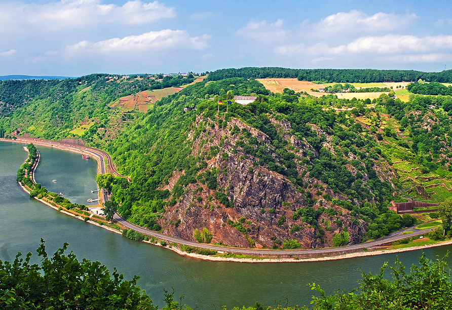 Rundreise Mosel & Rhein, Loreley