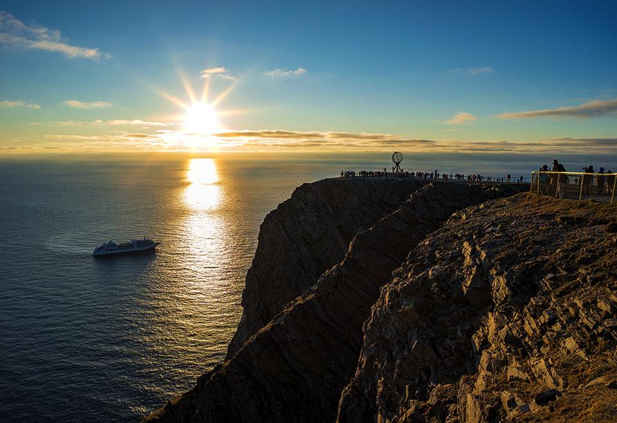 MS Nordkapp, Nordkap