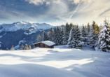 First Mountain Hotel Zillertal in Aschau, Wintersaison